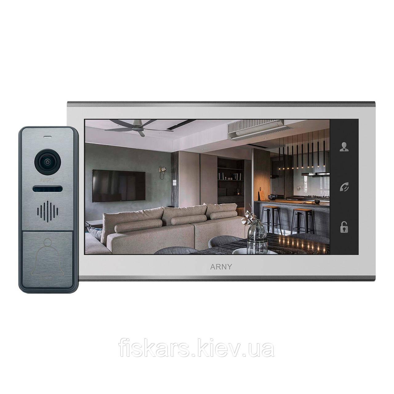 Комплект видеодомофона с WiFi ARNY AVD-7330 WiFi