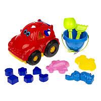 """Сортер-машина """"Автошка"""" №3 0305, игрушки в песочницу,игрушки для улицы,игрушки для малышей,песочные наборы"""