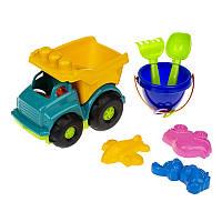 """Самосвал """"Тотошка"""" №3 0183 , игрушки в песочницу,игрушки для улицы,игрушки для малышей,песочные"""