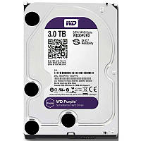 Жорсткий диск Western Digital Purple 3TB 64MB WD30PURX 3.5 SATA III