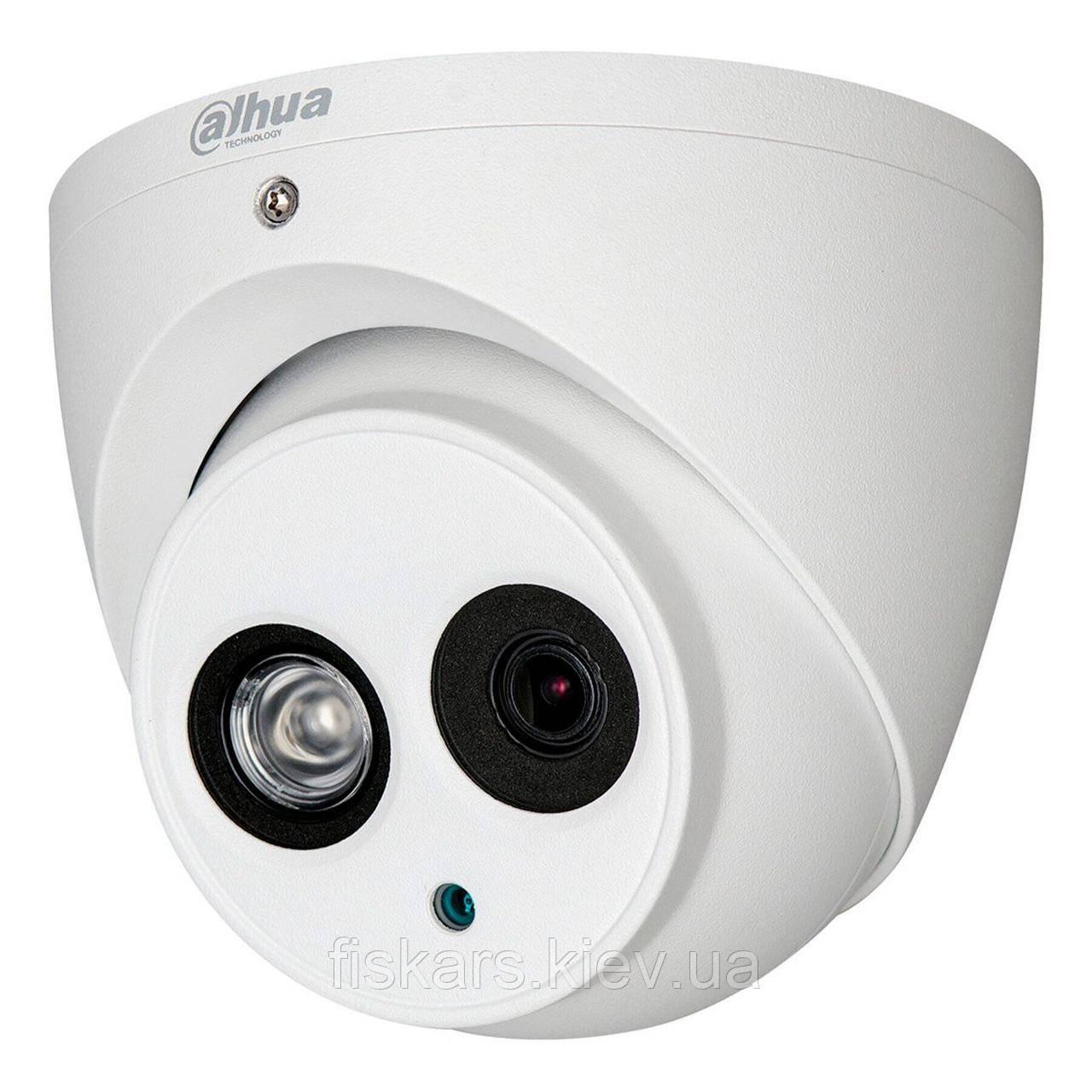 HD-CVI видеокамера Dahua DH-HAC-HDW1500EMP-A