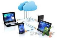 Облачное решение для Вашей работы, ваших данных (только для корпоративных клиентов, работающих в облаке К2)