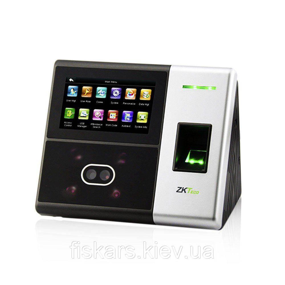 Біометричний термінал Zkteco sFace900
