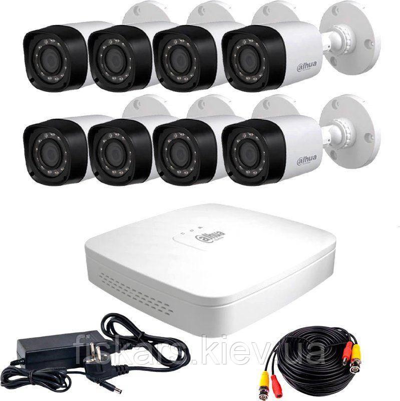 Комплект видеонаблюдения Dahua HDXVR-8W KIT + HDD1000GB