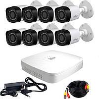 Комплект видеонаблюдения Dahua HDXVR-8W KIT + HDD1000GB, фото 1