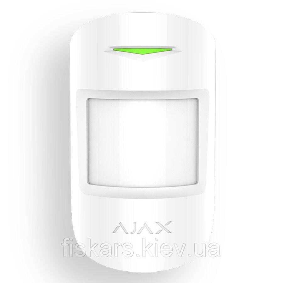 Беспроводной ИК датчик движения Ajax MotionProtect Plus