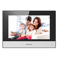Кольоровий IP відеодомофон Hikvision DS-KH6320-TE1, фото 1