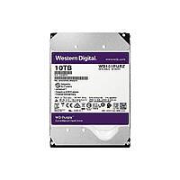 Жесткий диск Western Digital Purple 10TB 256MB 7200rpm WD101PURZ 3.5 SATA III, фото 1