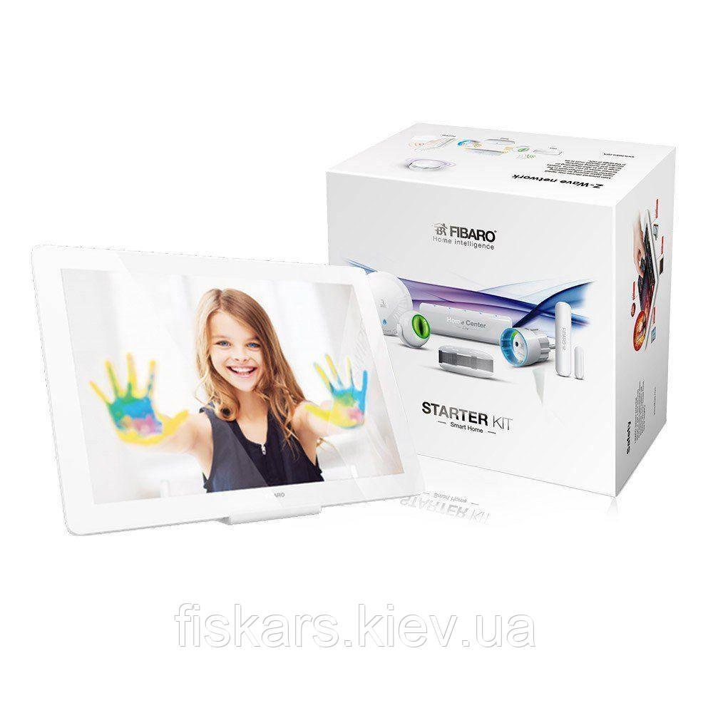 Комплект для Розумного будинку FIBARO Starter Kit + FIBARO Swipe - FIBESTARTSWIPE