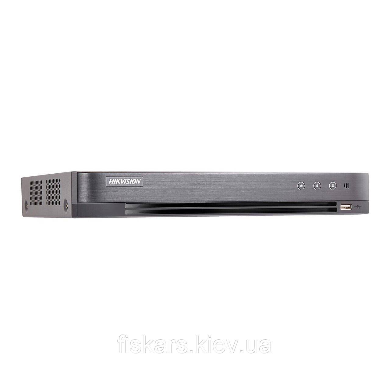 16-канальный Turbo HD видеорегистратор Hikvision DS-7216HQHI-K2(S)