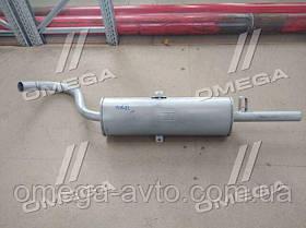 Глушник ВАЗ 2106 західною (о) (вир-во ТМК) 2101-1201005
