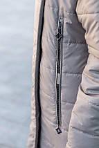 Жіноче пальто-куртка демисезон рр 46-56, фото 2