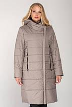 Жіноче пальто-куртка демисезон рр 46-56, фото 3