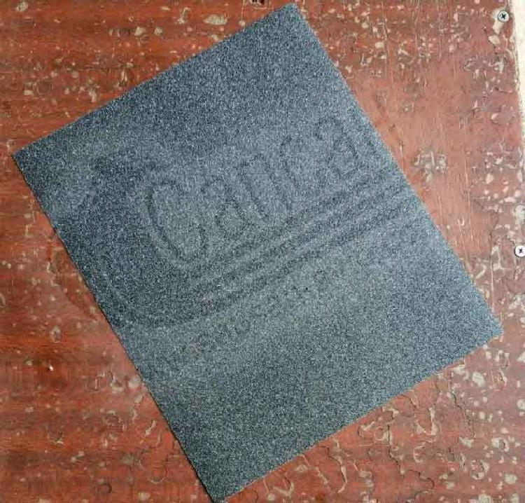 Бумага наждачная влагост. лист Р240  230х280мм. 230х280мм