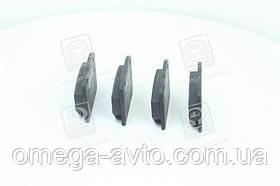 Колодка гальмівний. ВАЗ 2101-2107 передня (вир-во ХЗТС) 2101-3501090