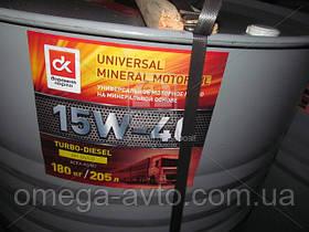 Масло моторное 15W-40 SG/CD; SF/CC (Бочка 205л/180кг) 41071006542