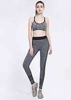 Леггинсы для фитнеса Fitness Legg NH00375 42-46 Темно-серый (tau_krp186_00375)