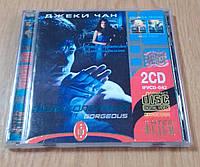 DVD VCD диск Великолепный Джеки Чан, 2 диска, фото 1