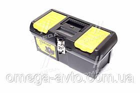 Ящик для інструменту series 2000: 2 органайзери, лоток, М = 410х200х185 мм.(про-во STANLEY) 1-92-065