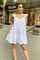 платье Modus Соло лен не стрейч платье 9455, фото 1