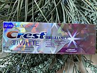 Отбеливающая зубная паста Crest 3D White Brilliance, 116 грамм, фото 1