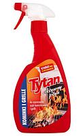 Засіб для чищення грилів та камінного скла Tytan (500мл.)