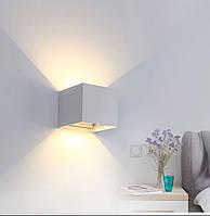 Настенный светильник ,бра В81 (белый,черный), фото 1