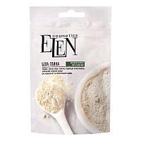 Глина белая ELEN с экстрактом зеленого чая и алоэ-вера (50г.)