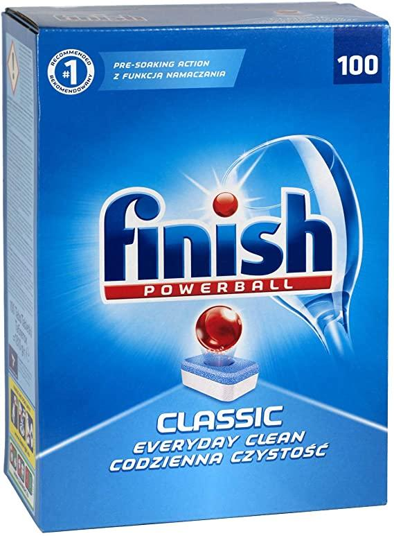 Таблетки для посудомийних машин Finish ALL in 1 MAX (76шт.)