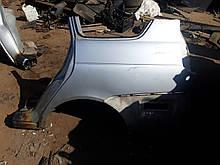 Крыло заднее левое с аркой и лонжероном ВАЗ 2171 Приора