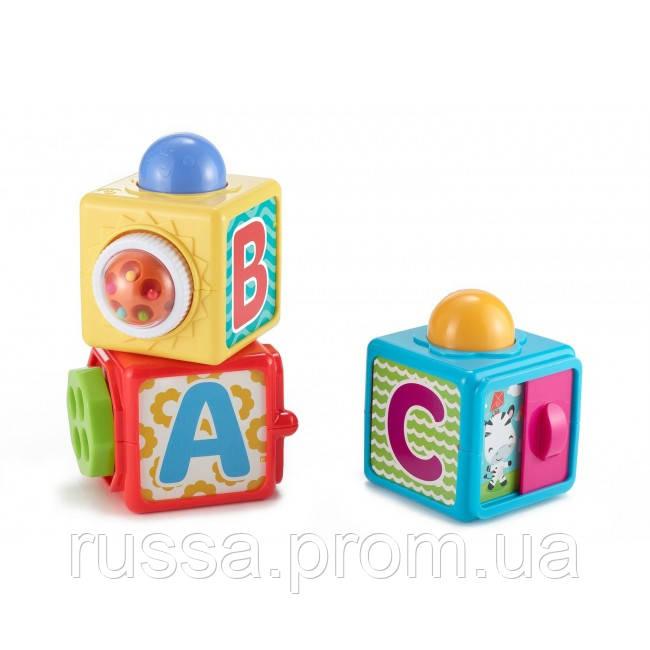 "Кубики движущиеся ""Яркие"" Fisher-Price"