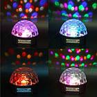 Световой диско-шар проектор LED Crystal Magic Ball Light, фото 6