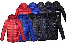 Куртки   весна-осень  для мальчиков 6-15 лет