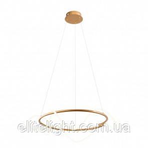 Подвесной светильник REDO 01-2110 CORRAL MAT GOLD