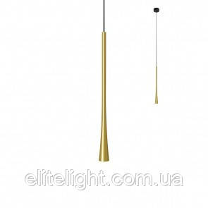 PENDANT ITO SU LED 400 BRASS WITHOUT CANOPY AND DRIVER