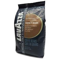 Кофе в зернах Lavazza Crema e Aroma Espresso Blue (1 кг)