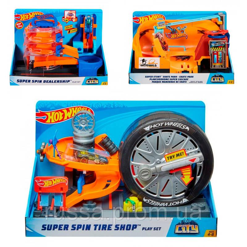 """Игровой набор """"Трюки в городе"""" Hot Wheels"""
