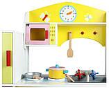 Кухня деревянная Е 21378, фото 3