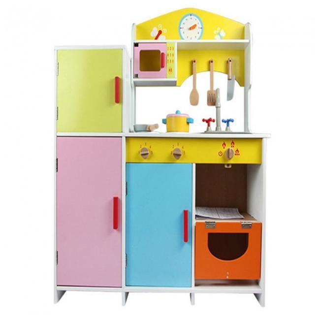 Кухня деревянная Е 21378
