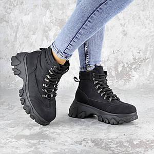 Ботинки женские Fashion Furgie 2259 36 размер 23 см Черный