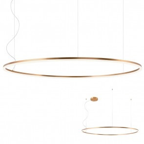 Подвесной светильник REDO 01-1719-TRIAC ORBIT Bronze