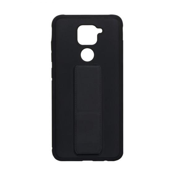 Противоударный чехол Bracket с подставкой для Xiaomi Redmi Note 9