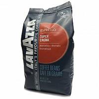 Кофе в зернах Lavazza Super Crema (1 кг)