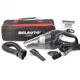 Автомобильный пылесос 110 Вт 3.5 кПа BELAUTO Шторм черный (BA54B)