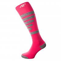 Шкарпетки лижні 4F Warm 35-38 pink
