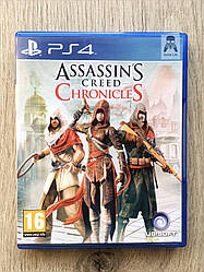 Assassin's Creed Chronicles (рус. суб) (б/у) PS4