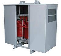 Трансформатор силовий ТСЗ-63/10/0,4 ТСЗ-63/6/0,4 сухої з литою епоксидною ізоляцією, фото 1
