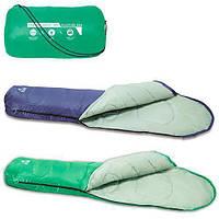 Мішок спальний 68054 SH BESTWAY в сумці Зелений