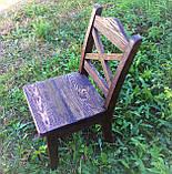 Мебель деревянная состаренная, фото 5