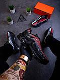 Мужские кроссовки Ривал ТН (красно-белые), фото 5